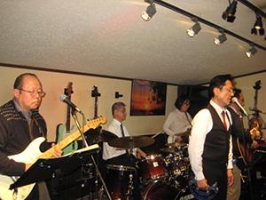 職場バンド
